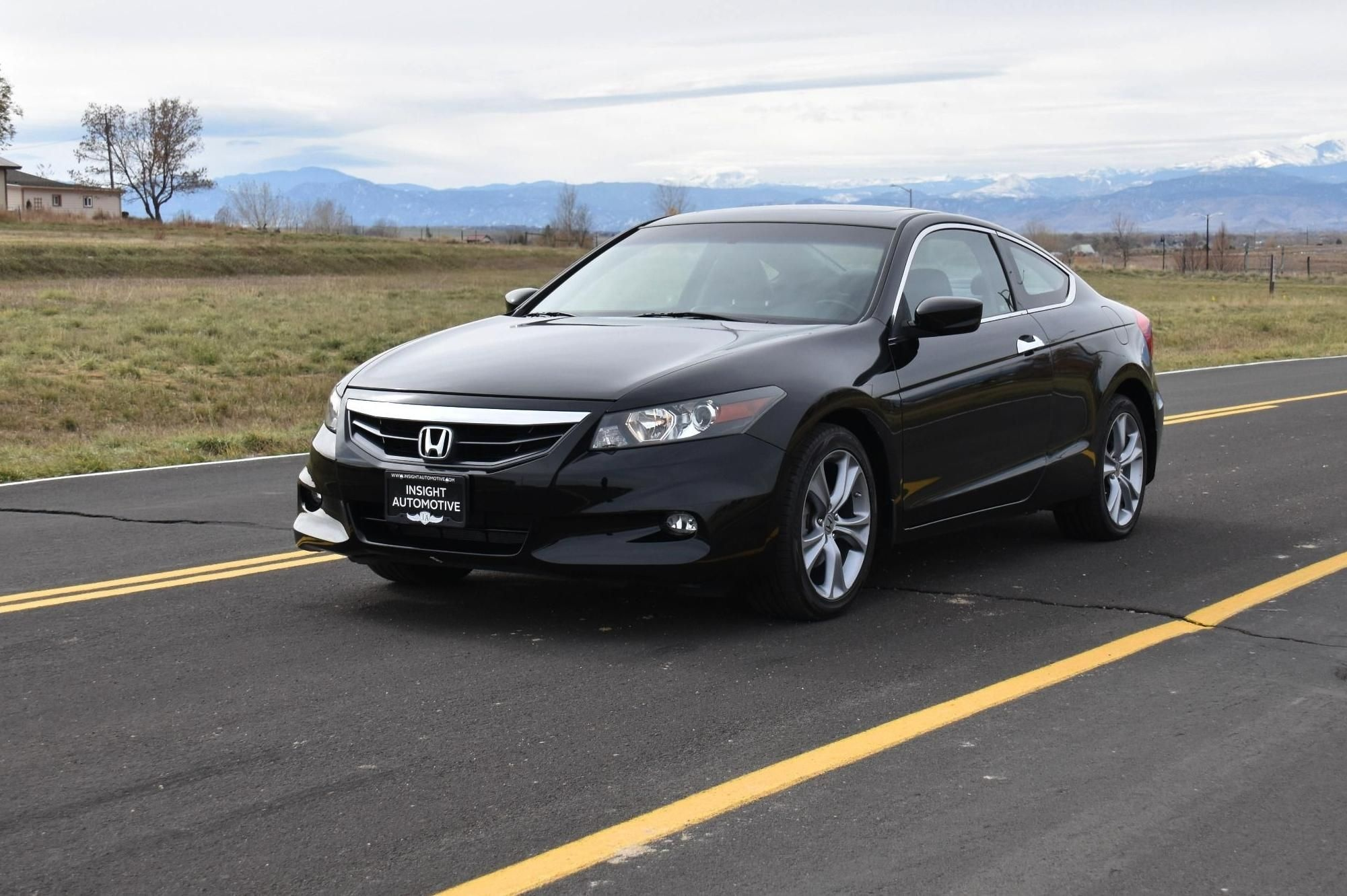 Honda Accord Modified Luxury 2012 Honda Accord Ex L V6 Insight Automotive-693 Of New Honda Accord Modified