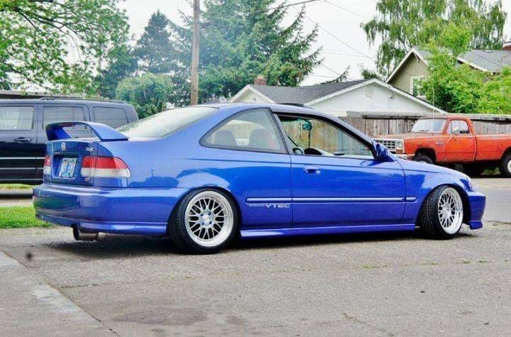 1996 1997 1998 1999 2000 honda civic hatchback coupe sedan