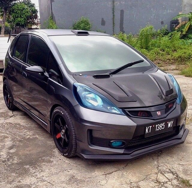 Honda Fit Modified Awesome Honda Fit Si Elegant 268 Best Honda Jazz Tuning Images On Pinterest-625 Of Unique Honda Fit Modified