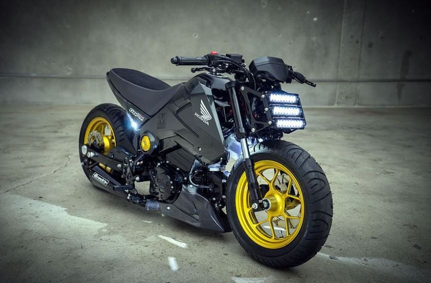 Honda Grom Custom Elegant Honda Grom Custom Front Right Custom Bikes Pinterest Honda-732 Of Fresh Honda Grom Custom
