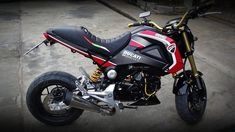 92 best custom honda grom msx 125 motorcycle pictures images on