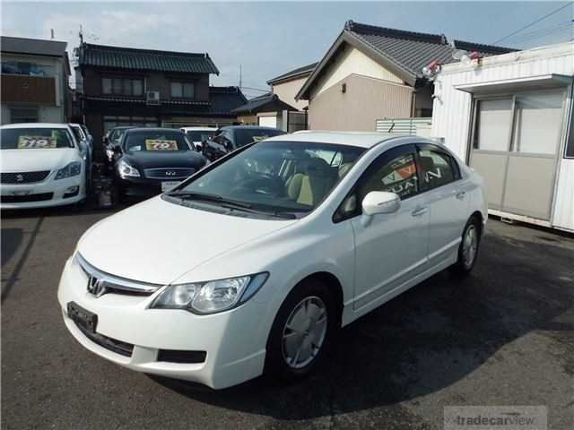 used honda civic hybrid 2005 for sale stock tradecarview 22615397