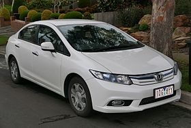 honda civic hybrid wikipedia