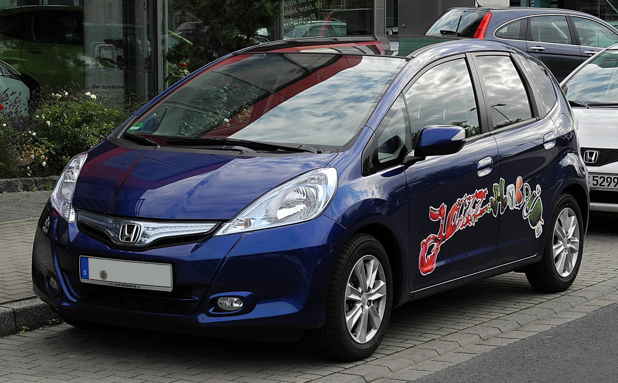 honda jazz modified honda jazz modified filehonda jazz 2012 ifevi