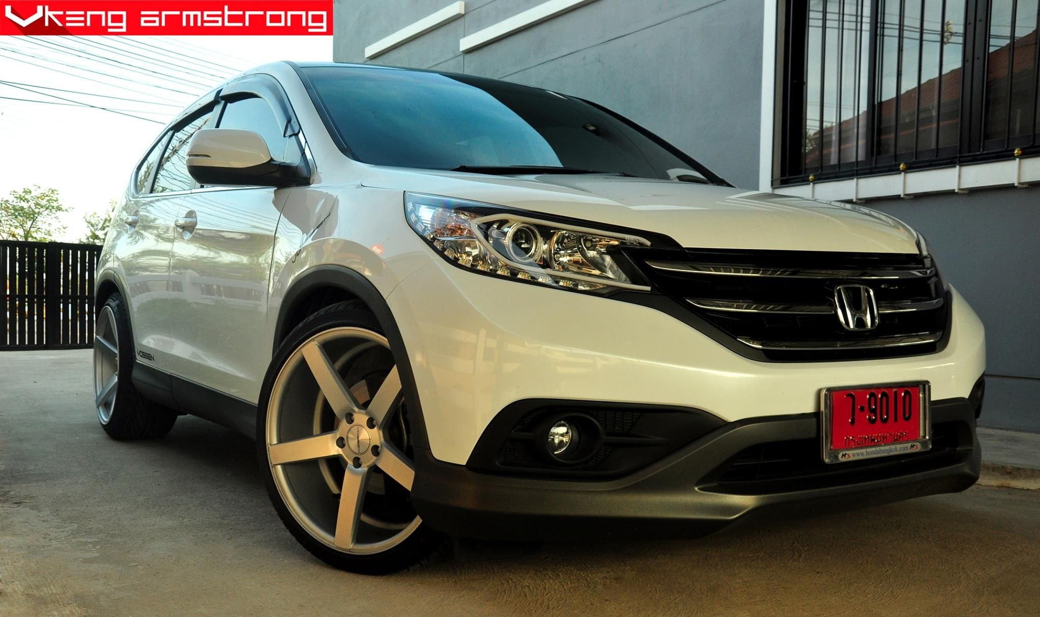 Honda Suv Custom Inspirational 20 Vossen Cv3s Honda Crv G4 From Thailand Via Keng Armstrong-633 Of New Honda Suv Custom