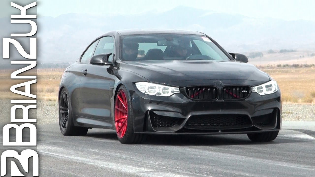 modified bmw m4 accelerations youtube