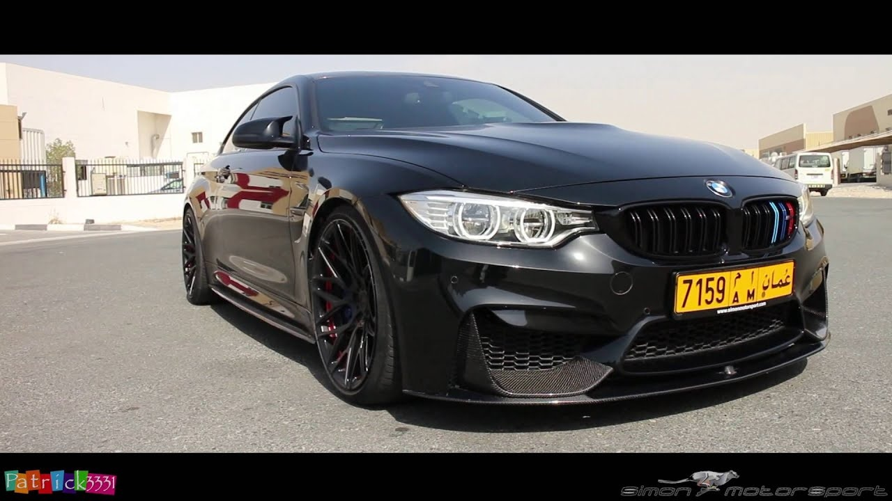 M4 Bmw Modified New Bmw M4 Fully Modified Carporn Simonmotorsport Folge 106 Of Fresh M4 Bmw Modified