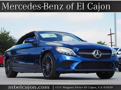5 new mercedes benz c class cabriolet models for sale in el cajon ca