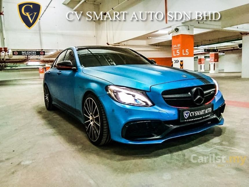 Mercedes Benz C200 Modified Luxury Mercedes Benz C200 2017 Amg 2 0 In Kuala Lumpur Automatic Sedan-2137 Of Inspirational Mercedes Benz C200 Modified