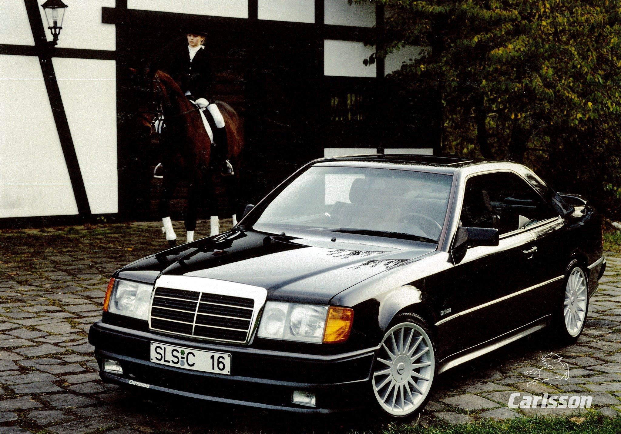 image result for mercedes benz w124 brock b1 mercedesclassiccars