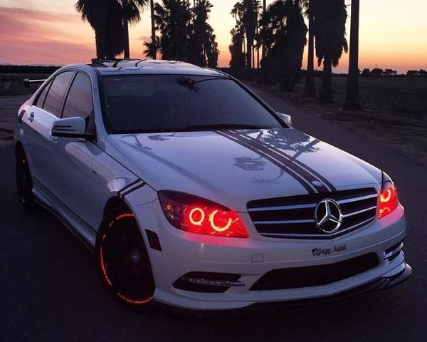 Mercedes C180 Modified Inspirational 2011 Mercedes Benz C300 Custom Factory Amg aftermarket Upgrades My-1632-1632