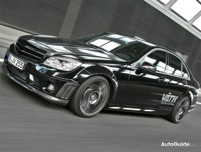 Luxury Mercedes C250 Modified -1394 - Fast and Modified