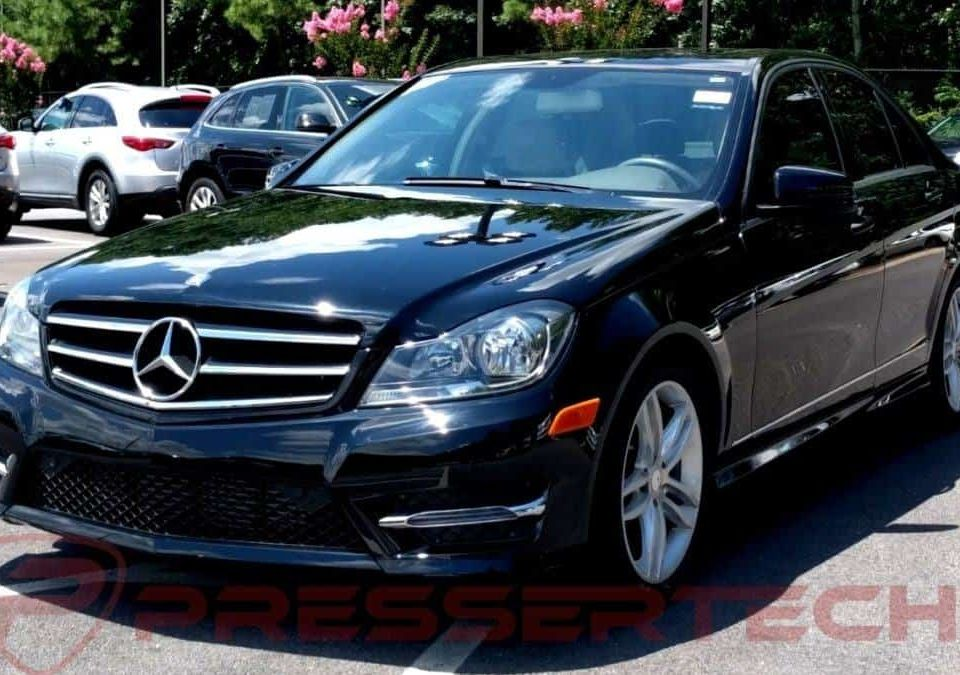 Mercedes C250 Modified Elegant Mercedes Performance Tune C250 Pressertech Performance-1394-1394