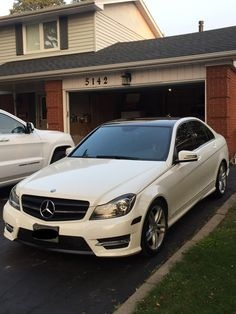 7 best 2013 mercedes c300 white with black accents images black