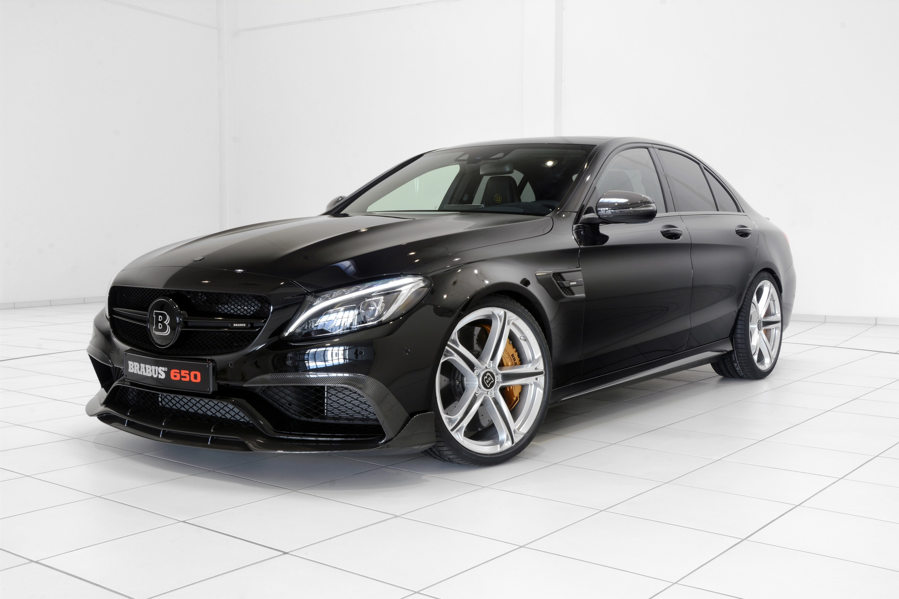 2016 mercedes amg c63 s by brabus top speed