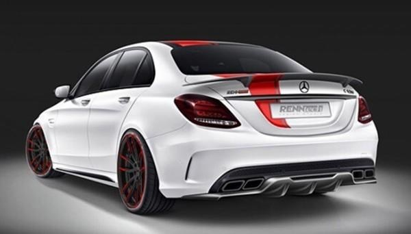 Mercedes C63 Amg Modified Fresh Preview Renntech Mercedes Benz Amg Body Kit C63-1316 Of New Mercedes C63 Amg Modified
