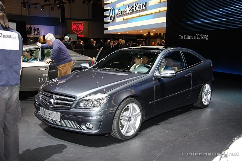 mercedes benz clc 350 best photos and information of modification