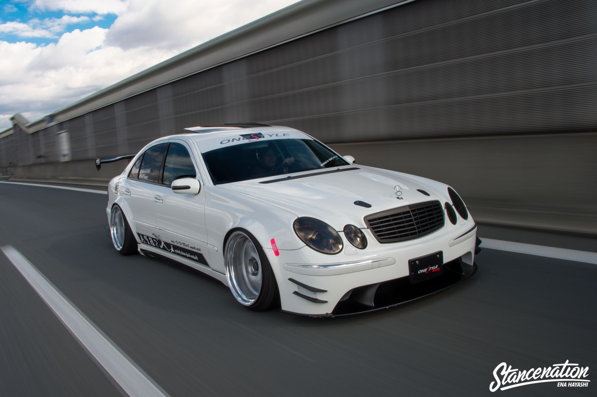 Mercedes E200 Modified Beautiful toshiki Omuras W211 Mercedes Benz Auto Mercedes Benz Mercedes-1879 Of New Mercedes E200 Modified
