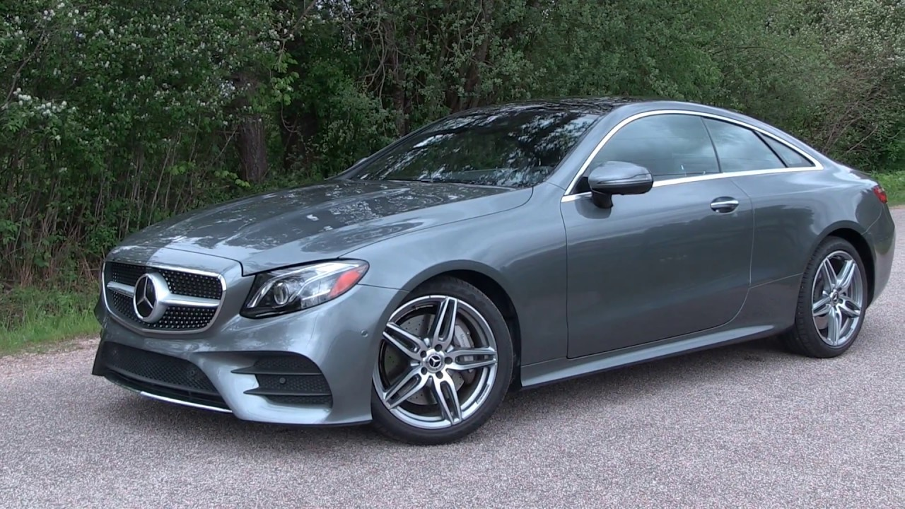 Mercedes E200 Modified Best Of Mercedes E Class Coupe Review Youtube-1879 Of New Mercedes E200 Modified