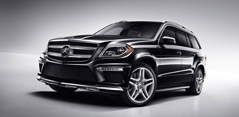 Mercedes Gl Modified Fresh Gl Class Large 7 Passenger Suv Gl350 Gl450 Gl550 Mercedes Benz-2048-2048