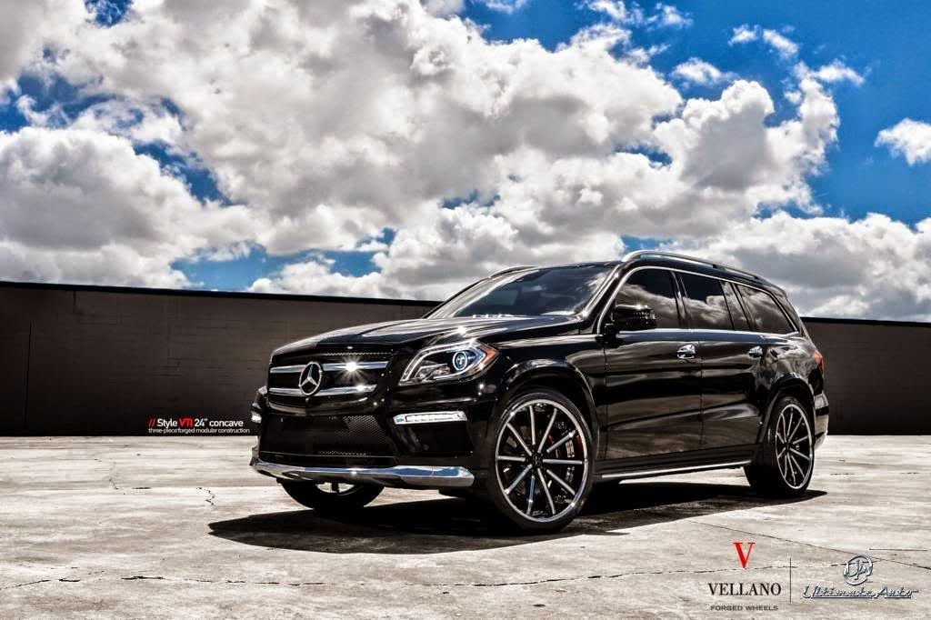 Mercedes Gl Modified Inspirational Mercedes Benz X166 Gl550 On 24inch Vellano Wheels Automobiles-2048 Of Unique Mercedes Gl Modified