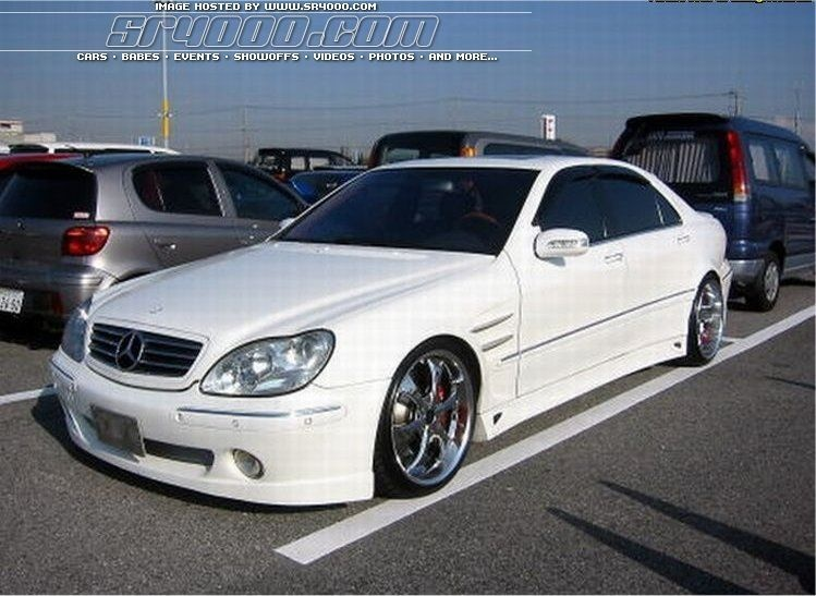 mercedes benz s class w220 tuning 10 cars that caught my eye
