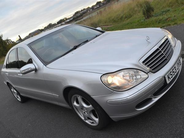 shed of the week mercedes s320 cdi pistonheads