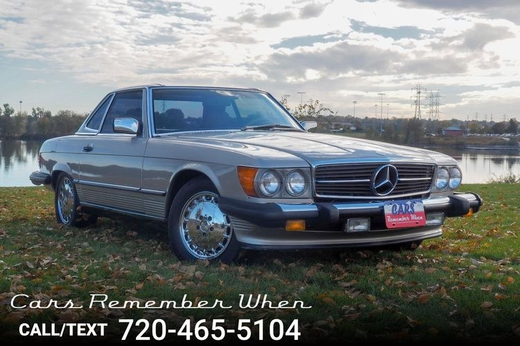 Mercedes Sl Modified Best Of 1988 Mercedes Benz 560 Class 560 Sl Cars Remember when-1484 Of Lovely Mercedes Sl Modified