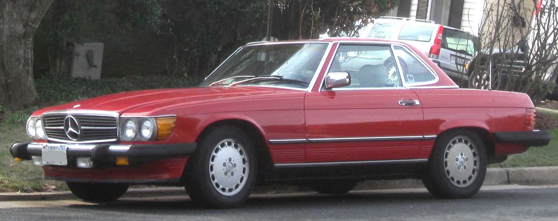 Mercedes Sl Modified New Filemercedes Benz Sl R107 Wikimedia Commons-1484 Of Lovely Mercedes Sl Modified-1484
