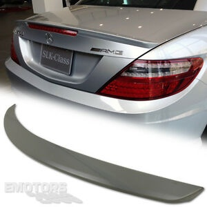 Mercedes Slk Modified Beautiful Unpainted Mercedes Benz R172 Convertible A Trunk Boot Spoiler Slk200-2279 Of Fresh Mercedes Slk Modified