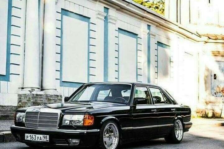 Mercedes W126 Modified Fresh Mercedes Benz W126 Mercedes Classic Cars Mercedes Benz Mercedes-2227-2227