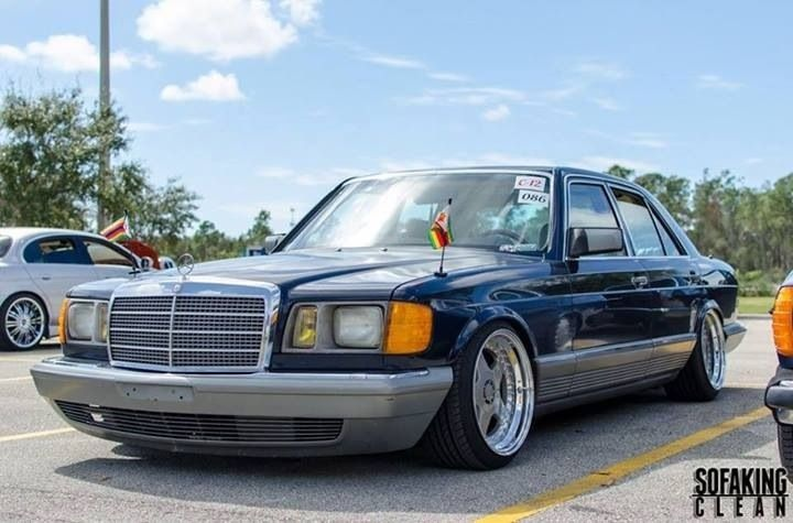 Mercedes W126 Modified Inspirational Ganz Wichtig Sind Die Standartenhalter Mercedes Mercedes Benz-2227 Of Awesome Mercedes W126 Modified
