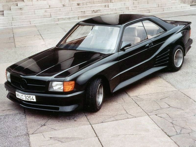 Mercedes W126 Modified Inspirational Koenig Mercedes Benz 560 Sec C126 Nice Cars Coches Y-2227 Of Awesome Mercedes W126 Modified