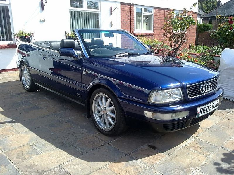 Modified Audi 80 New Audi 80 Cabriolet In Uk Cool Autos Audi Audi Convertible-1575-1575