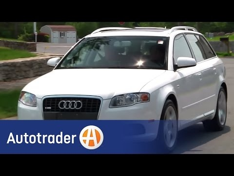 2005 2008 audi a4 wagon used car review autotrader youtube