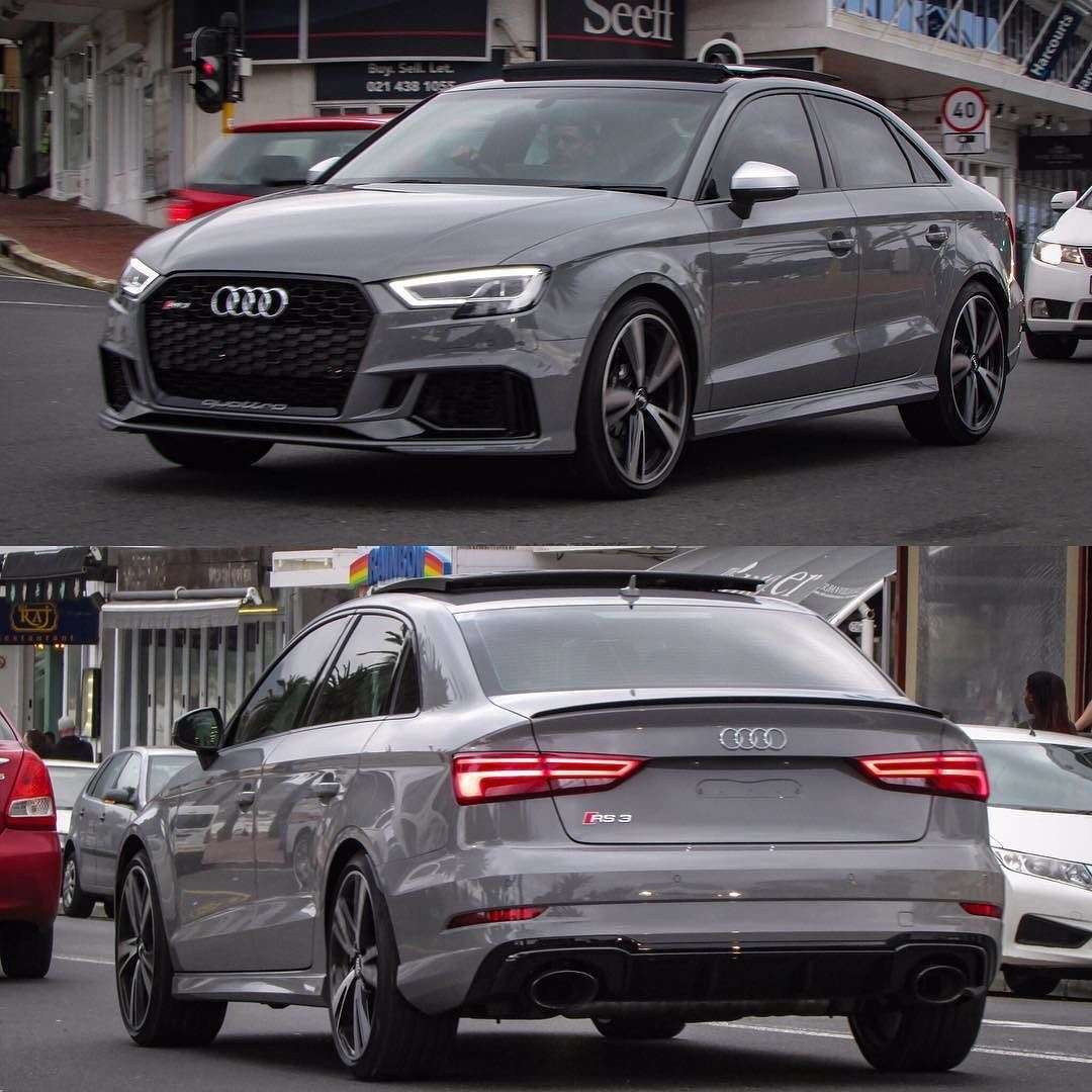 Modified Audi Rs3 Inspirational Nardo Grey On the New Audi Rs3 Sedan Shots Via Rm Autospots-2009 Of Beautiful Modified Audi Rs3