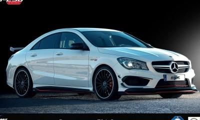 Modified Mercedes Cla Luxury Revozport Tunes the Mercedes Cla Super Cars Boats Mercedes-1329-1329