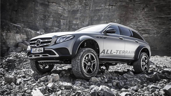 Modified Mercedes E Class Awesome Mercedes Benz E Class All Terrain 4×4 Suv Concept Unveiled Overdrive-1290 Of Lovely Modified Mercedes E Class