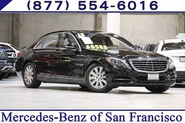 used 2015 mercedes benz s class pricing for sale edmunds