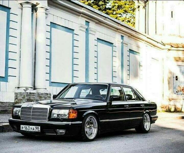 Modified Old Mercedes Lovely Mercedes Benz W126 Mercedes Classic Cars Mercedes Benz Mercedes-1562 Of Luxury Modified Old Mercedes