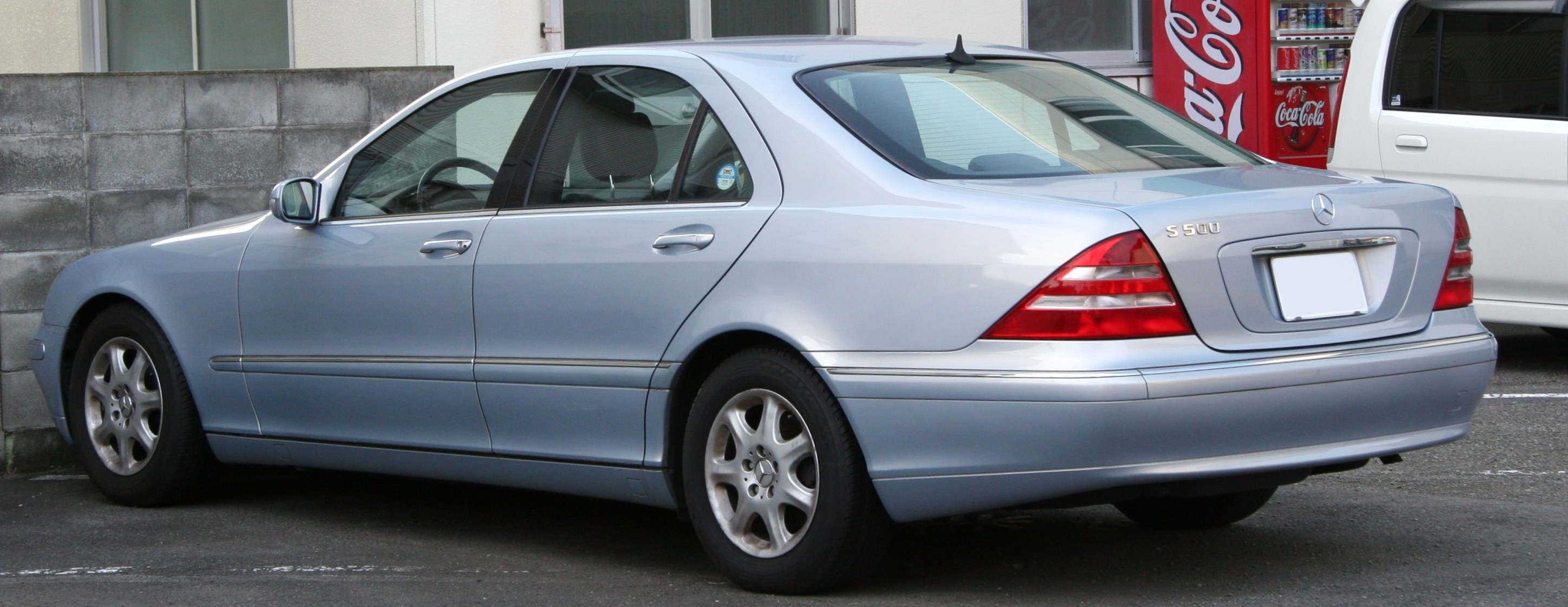Old Benz Modified Best Of File1998 2002 Mercedes Benz S500 Rear Wikimedia Commons-2408 Of Elegant Old Benz Modified-2408