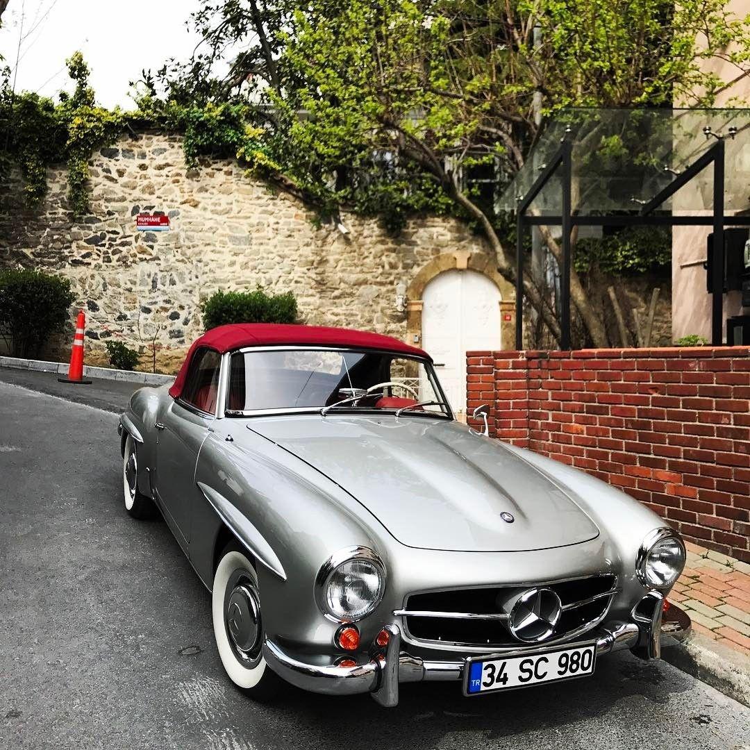 Old Benz Modified Lovely Mercedes Benz 190sl Pic Via Instagram 190slrestorations-2408 Of Elegant Old Benz Modified-2408
