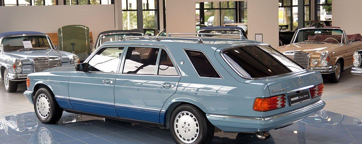Old Benz Modified Unique Mercedes Benz 500 Sel Umbau Classic Sterne Mercedes Mercedes-2408-2408