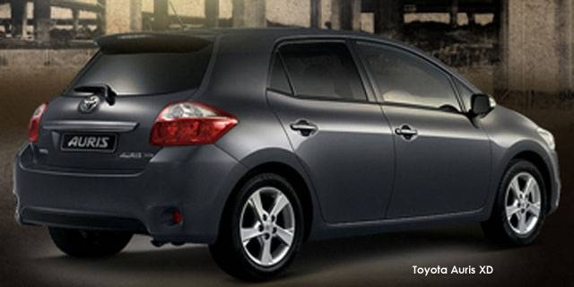 toyota auris 2 0d 4d xd specs in south africa cars co za