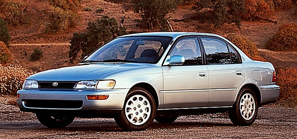 Toyota Corolla Dx Wagon Modified Luxury 1993 97 toyota Corolla Consumer Guide Auto-994-994