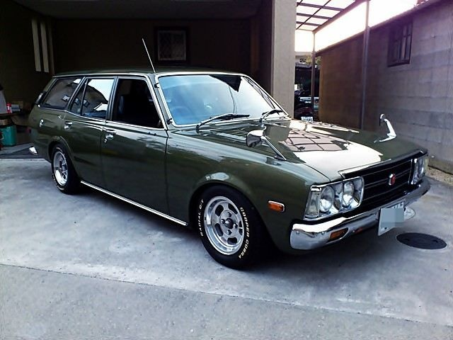 Toyota Corona Modified New Corona Station Wagon the Best Stuff In the World In 2018-1043-1043