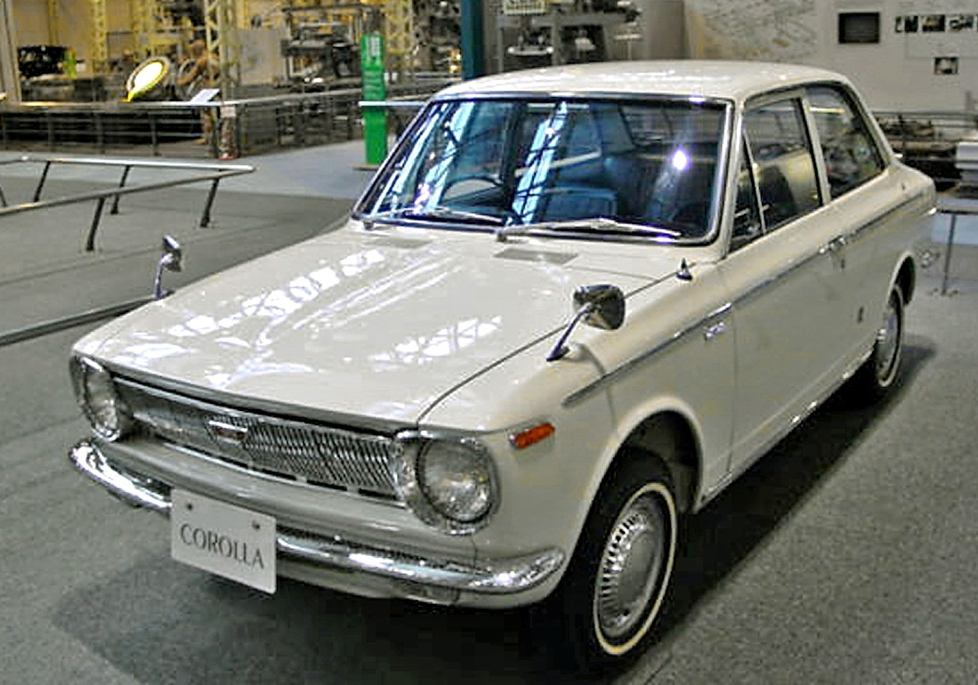 Toyota Corona Modified New Filetoyota Corolla First Generation 001 Wikimedia Commons-1043 Of Elegant toyota Corona Modified – 1043