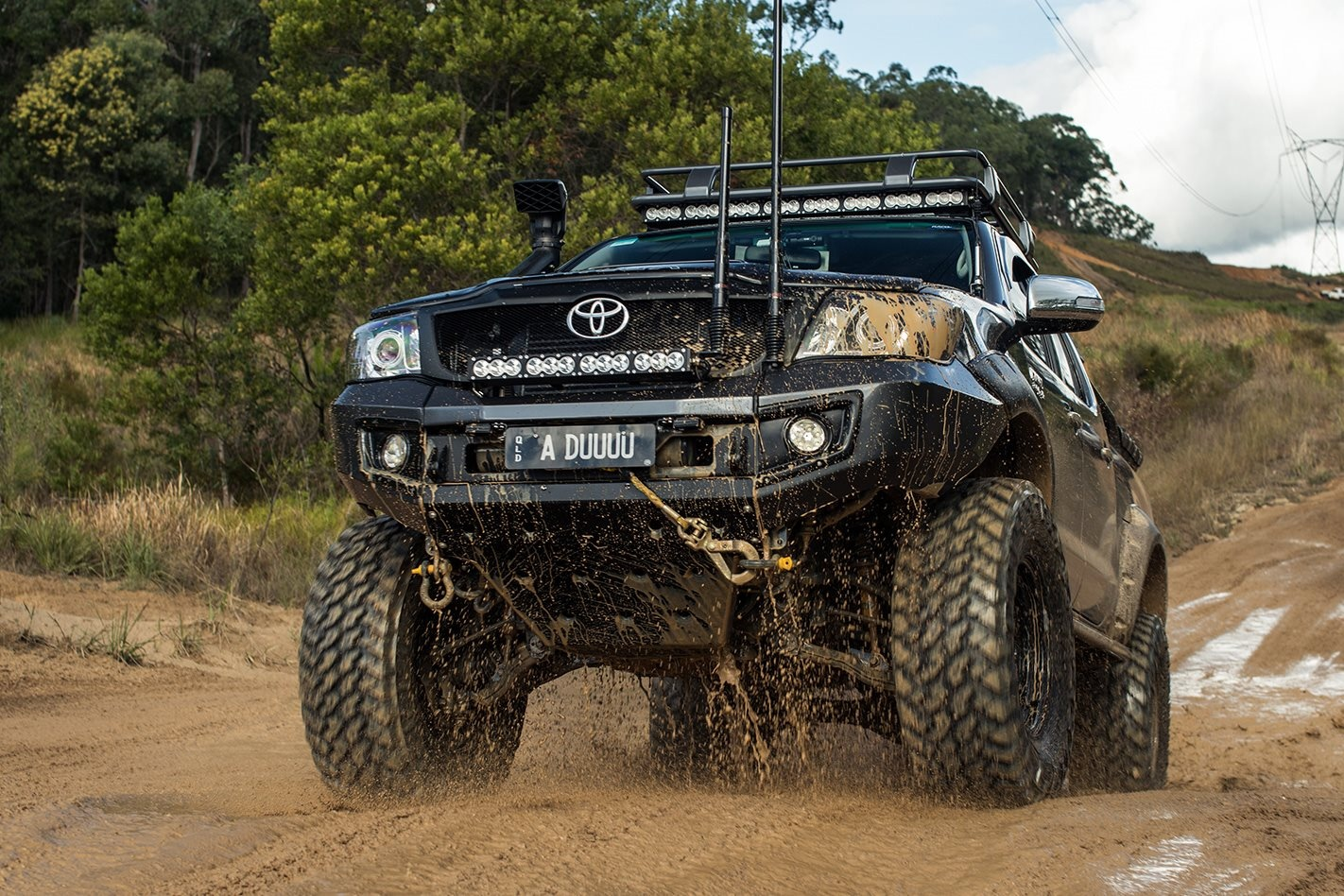 Toyota Hilux Custom Beautiful Custom 4×4 toyota Hilux Sr5-981 Of New toyota Hilux Custom – 981