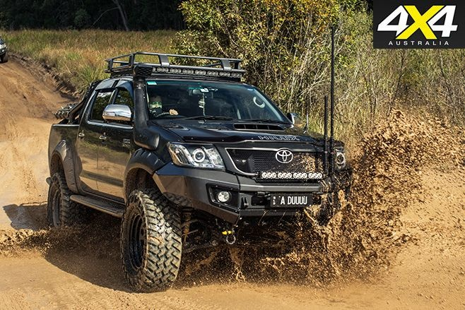 Toyota Hilux Custom Luxury Custom toyota Hilux Sr5 Driving Mud Loox Pinte-981 Of New toyota Hilux Custom – 981