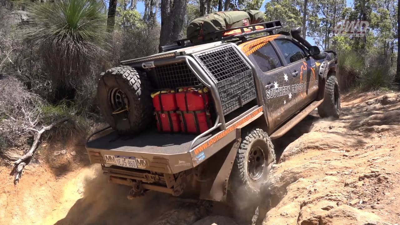 toyota hilux custom truck youtube